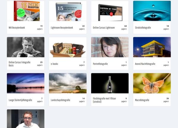 Moor Fotografie Praktijkschool heeft meer dan 100 leden die zich online en offline inzetten om hun fotografie te verbeteren.