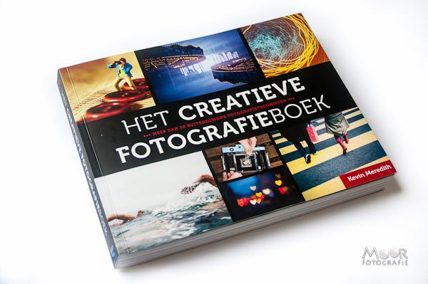 Het Creatieve Fotografieboek - Kevin Meredith